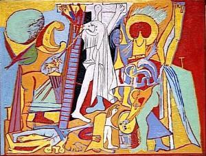 Picasso_Pablo-Crucifixion
