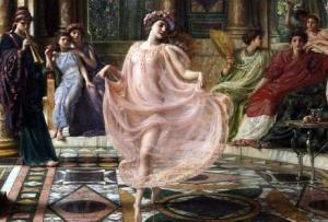 ionian dance