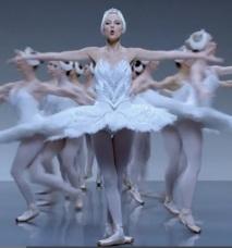 taylor swift ballerina