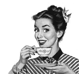 50s teacup